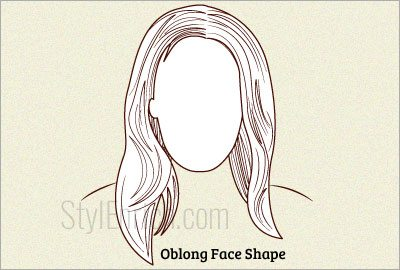 Oblong face shape stylenrich urmus Gallery