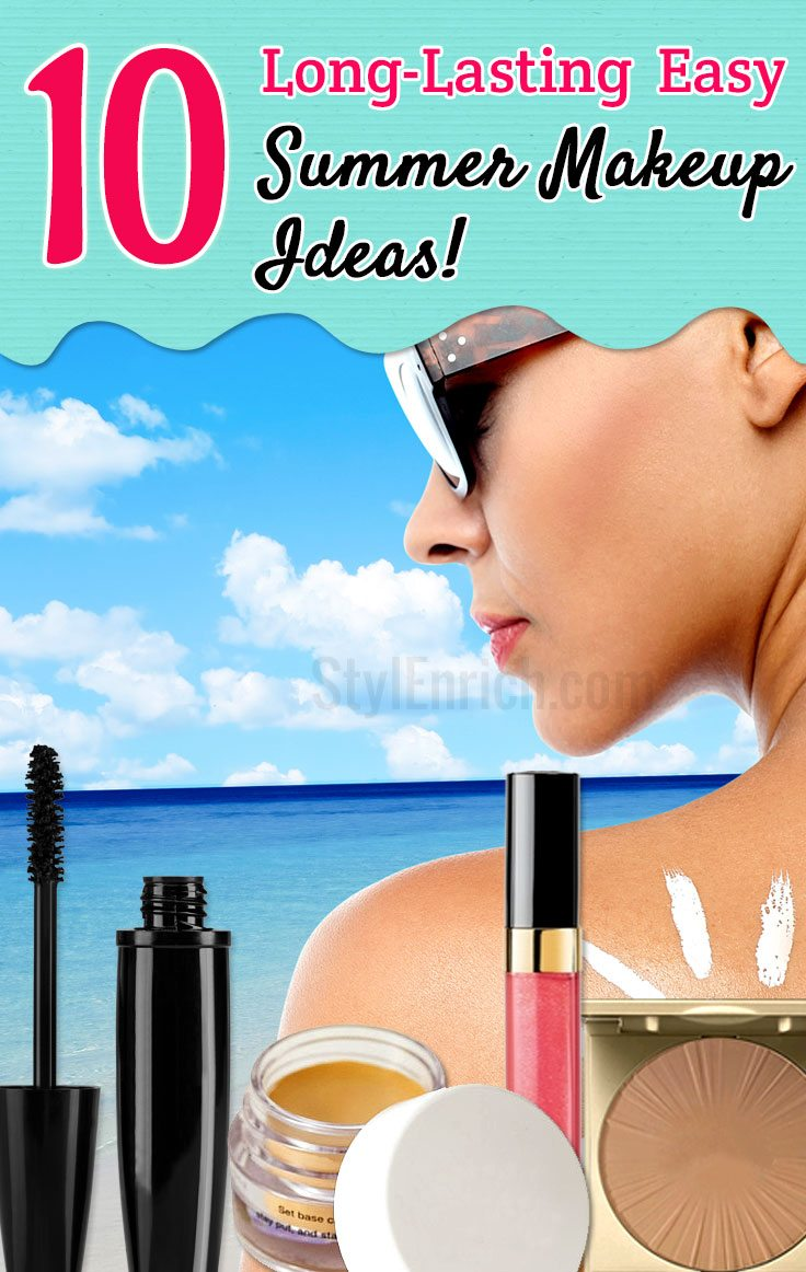 Easy-summer-makeup-ideas