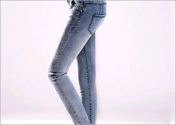 Mid Rise Denims for Girls