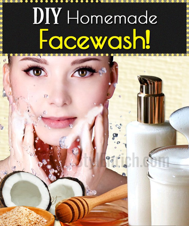 Natural-homemade-face-wash
