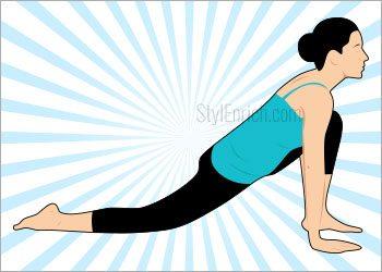Step-4 Ashwa Sanchalanasana