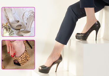How to Choose Comfortable Right High Heels?