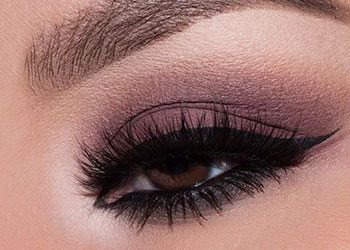 Brown-smokey-eye-makeup