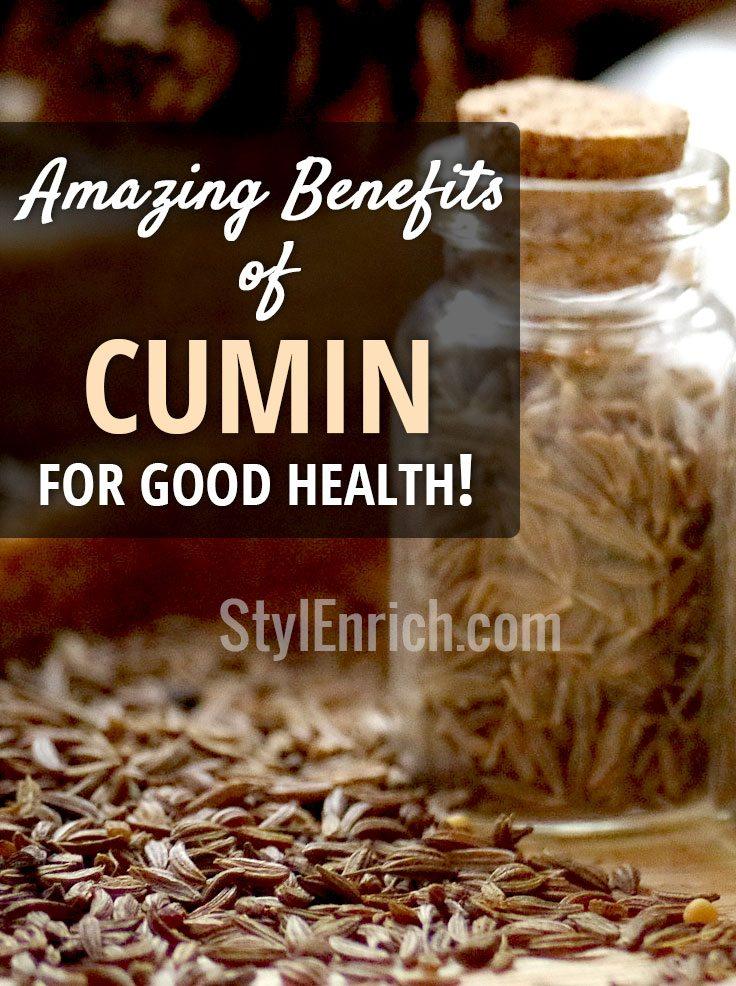 Cumin Health Benefits