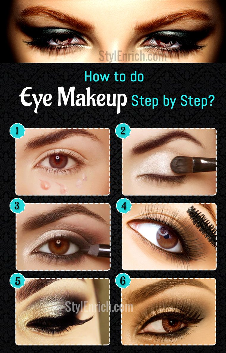 How To Apply Eye Makeup Flawlessly