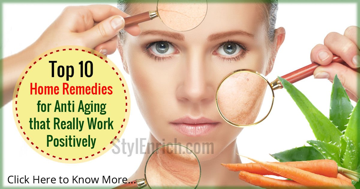 Best Natural Anti Wrinkle Remedy