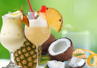 Pina Colada Recipes : How to Make a Pina Colada