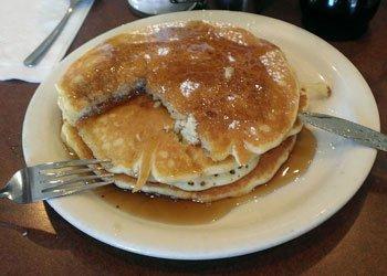 Basic Homemade Pancake