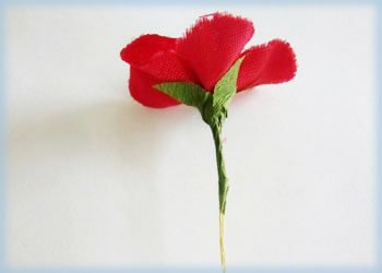 Fabric-flowers-easy-craft