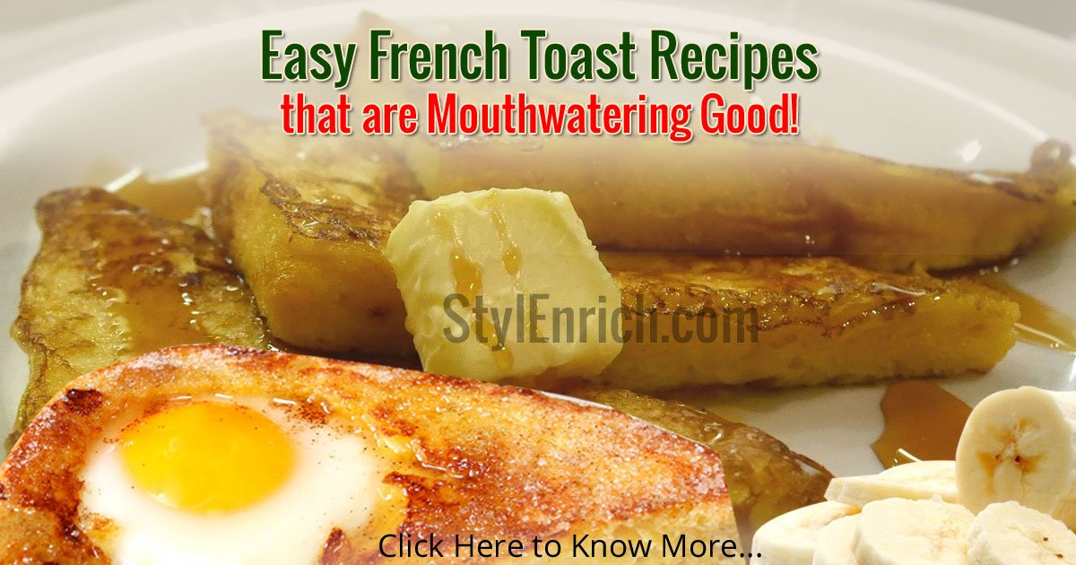 how to make french toast easy recipe
