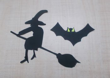 Halloween-witch-paper-craft