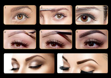 How to Do Eyebrows Perfectly at Home!