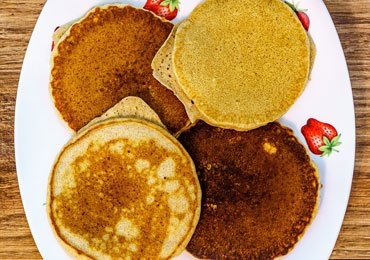Homemade Pancakes : Healthy and Easy Pancake Recipes
