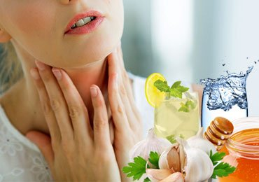 Sore Throat Remedies that Work Like a Charm!