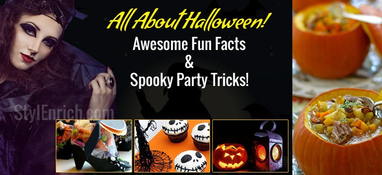 All About Halloween and Easy Halloween Craft Ideas