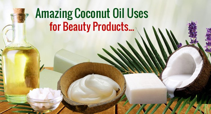DIY guide of coconut oil uses for beauty products