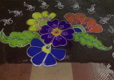 Sonal Shah Featured Rangoli
