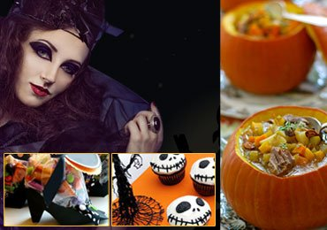 All About Halloween : Awesome Fun Facts and Spooky Party Tricks!