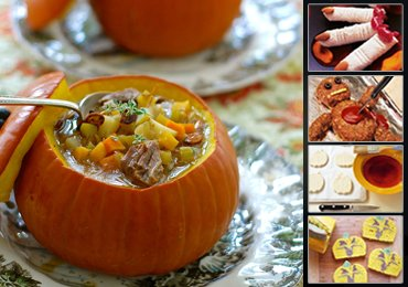 Halloween Recipes : Sumptuously Spooky Food for A Hassle-Free Halloween!