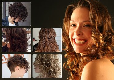 Styling Curly Hair Tips : How to Manage Curly Hair Naturally!
