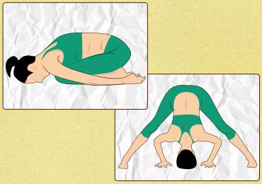 4 Easy and Effective Yoga Poses for Lower Back Pain…