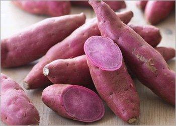 Sweet Potatoes For Healthy Looking Hair