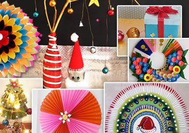 Christmas Crafts : Super 7 Christmas Decoration Ideas That You Just Can't Miss!