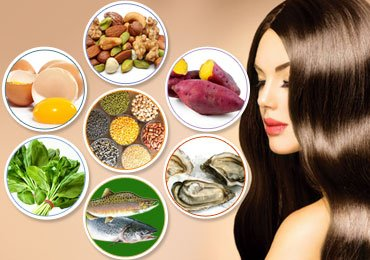 How to Get Healthy Hair : 7 Foods For Beautiful and Gorgeous Hair!