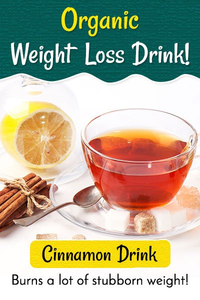 Cinnamon Drink to Lose Weight Fast