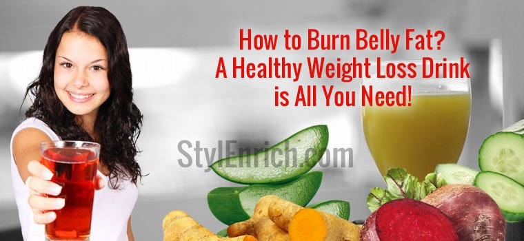 How To Burn Belly Fat With Amazing & Healthy Weight Loss ...