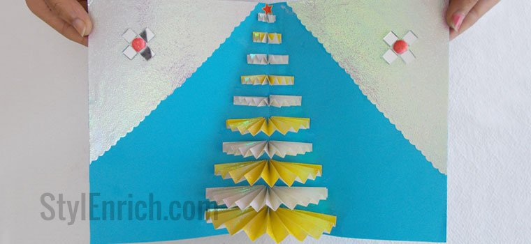 Handmade greeting card an awesome paper craft project how to make an easy handmade greeting card m4hsunfo