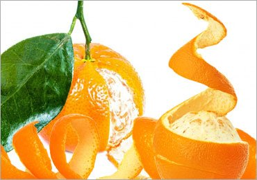 Face Masks Recipes : 3 Super Easy Orange Peel Face Masks!