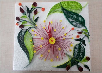 Easy Quilling Pattern