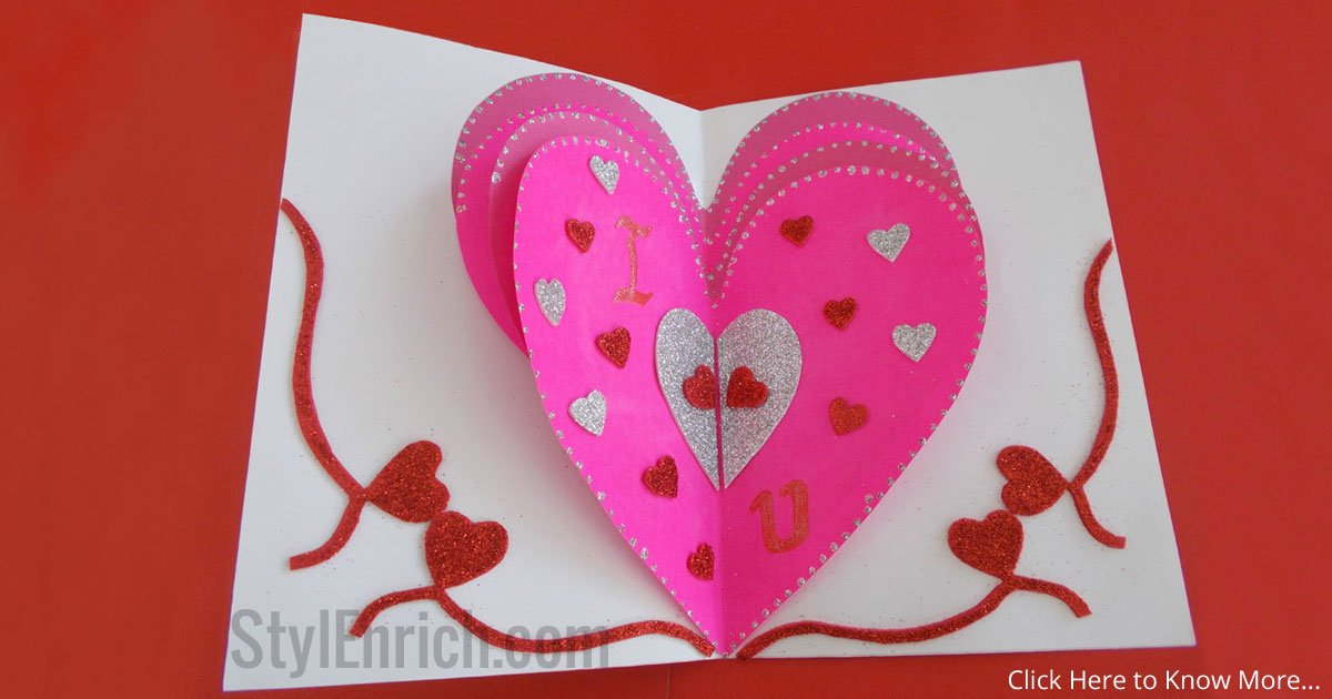 Valentines Day Cards Ideas That You Will Love To Create