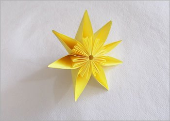 Kusudama flowers easy diy home decor