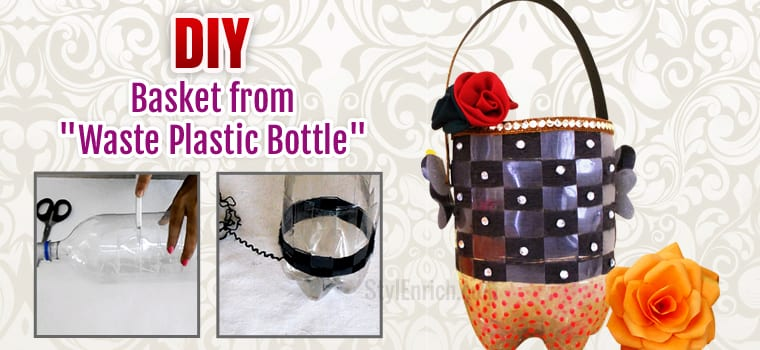Plastic Bottle Recycled Crafts
