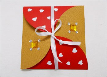 Diy envelope for her