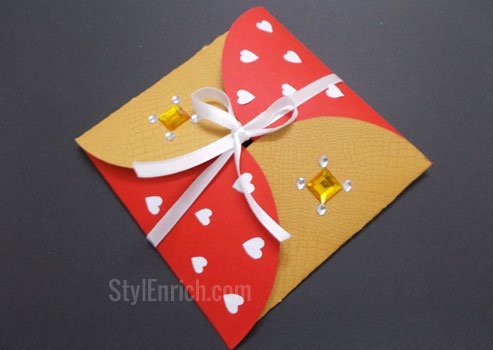 DIY Envelope From Paper