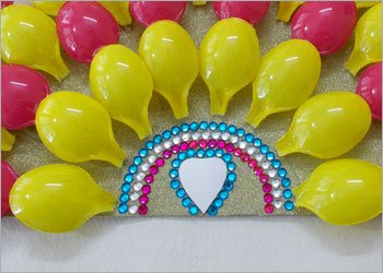 Spoon craft decoration