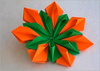 Origami-flower-diy-decor-craft