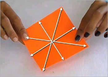 Origami-paper-flower-easy-diy-craft