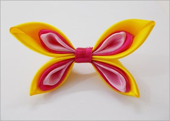 Satin-ribbon-butterfly-diy-craft-for-decor
