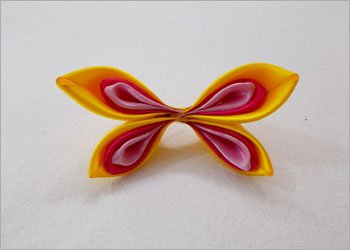 Satin-ribbon-butterfly-kids-craft