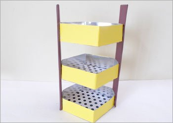 Three box organizer craft