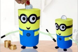 DIY Minion Crafts