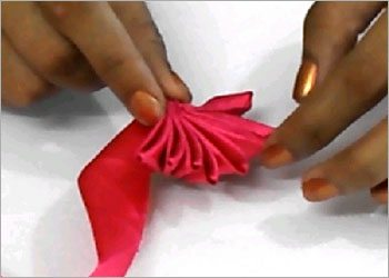 Sewing Projects How To Make Diy Satin Ribbon Flower
