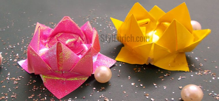 Origami Crafts Ideas!