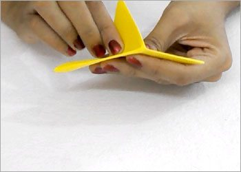 Origami ninja star kids craft