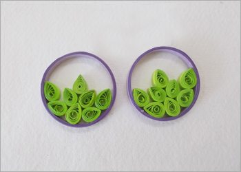 Quilled-hoop-earrings-jewellery