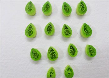 Quilling-leaves-designs